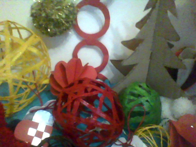 How to make some Christmas tree baubles